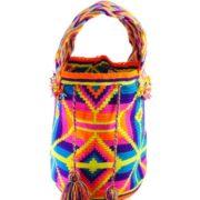 Mochila Wayuu Tasche – Multicolor